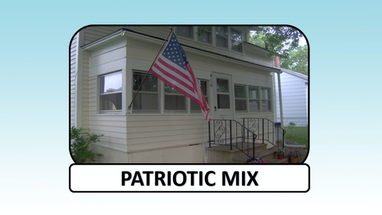 Patriotic Mix (USA)