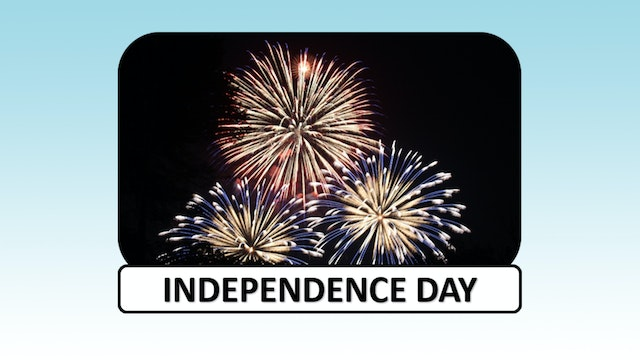 Independence Day (4th of July) USA