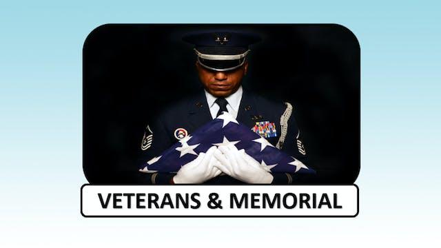 Veterans & Memorial