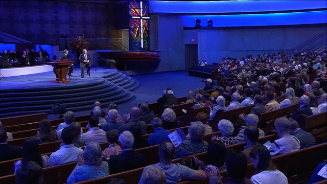 June 20, 2021 - 11am Worship Service - Guest Interview: Todd Starnes