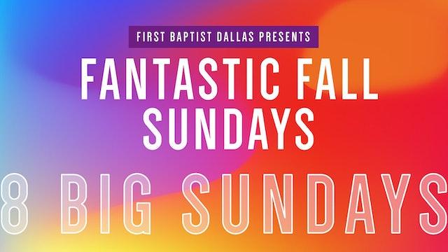 Fantastic Fall Sundays
