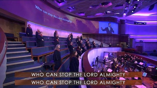 January 17, 2021 - 11am Worship Service