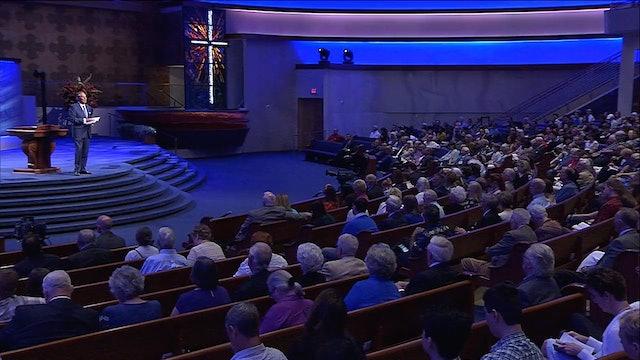 August 8, 2021 - 11am Worship Service - Guest Speaker: Dr. O.S. Hawkins