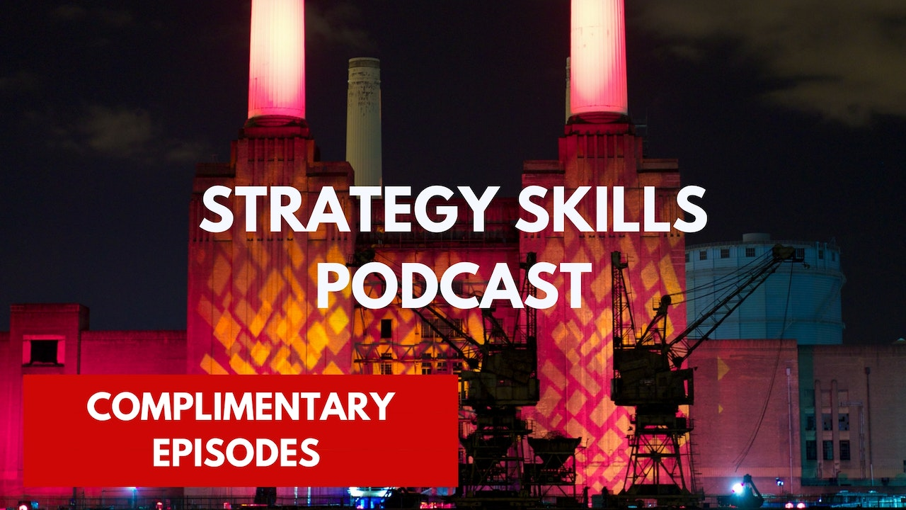 Strategy Skills Podcast