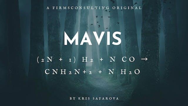 030 Mavis Author's note