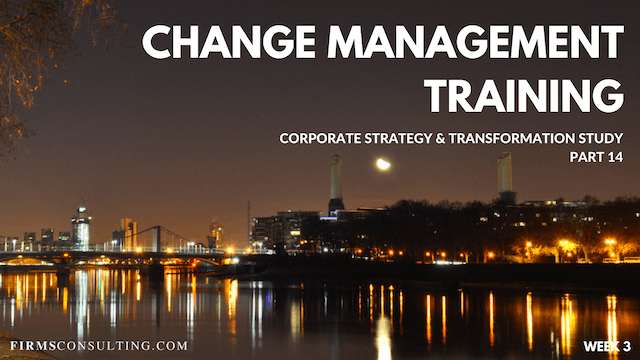 CS&T P14 W3 Change Management Training