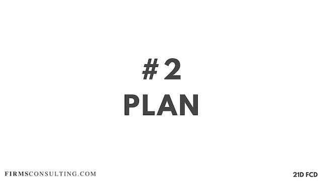 2 21D FCD Part 2. Plan
