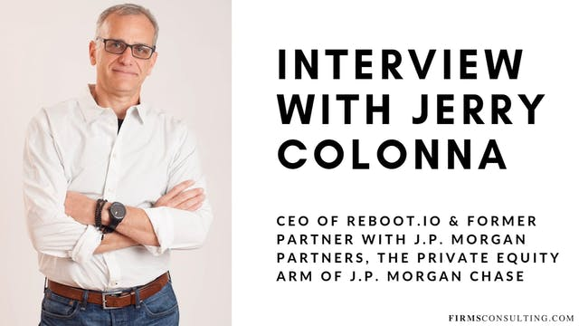 352 FCI Jerry Colonna interview