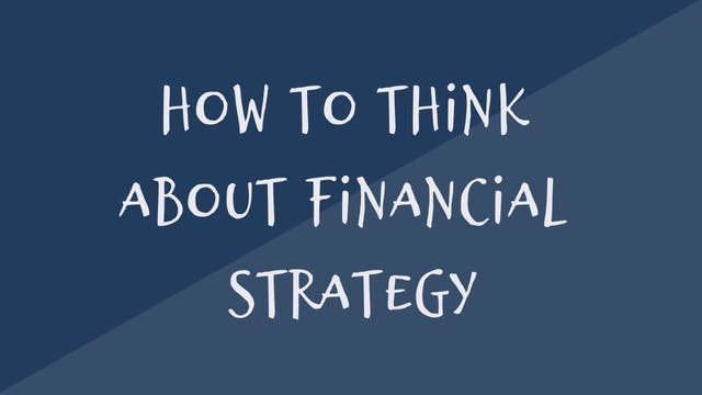 87 FSS How to think about financial s...