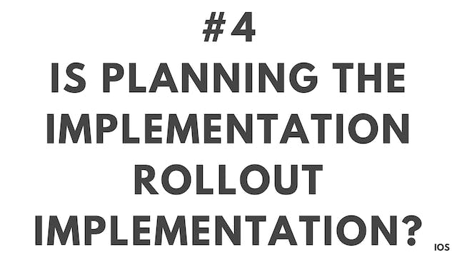 4 1.4 IOS Is planning the implementat...