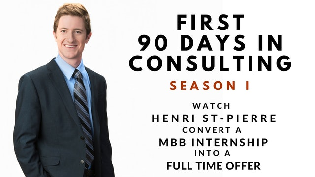 1. HENRI CURRICULUM FOR 1ST 90 DAYS
