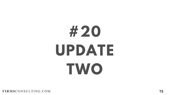 20 TS 20 Update Two