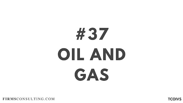 37 TCOIV Sizan. Session 19. Oil and Gas