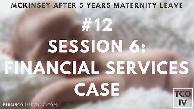12 TCOIV ML Financial Services Case