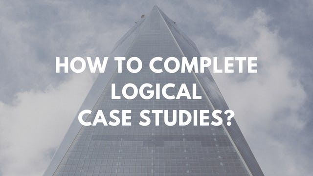63 FSS Logical case studies