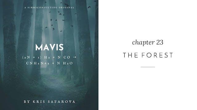 026 Mavis Chapter 23 The Forest