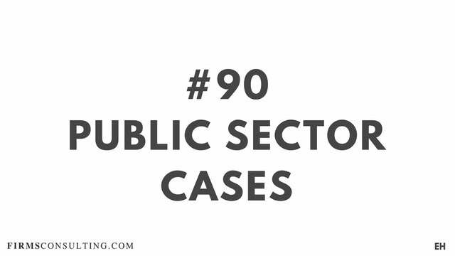 90 15 3 6 EH Public sector cases