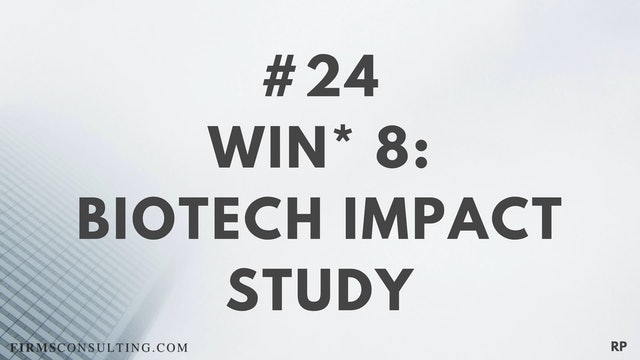 24 RP 15.10 Win 8- Biotech - Impact Study