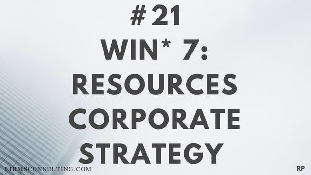 21 RP 15.7 Win 7 - Resources - Corporate Strategy