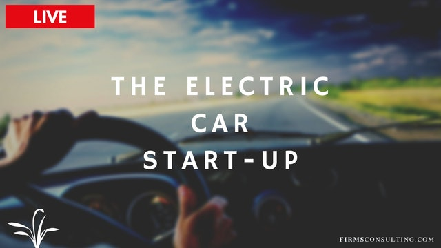 P2: The Start Up aka Building an Electric Car Company