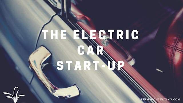 The Start Up aka Building an Electric Car Company