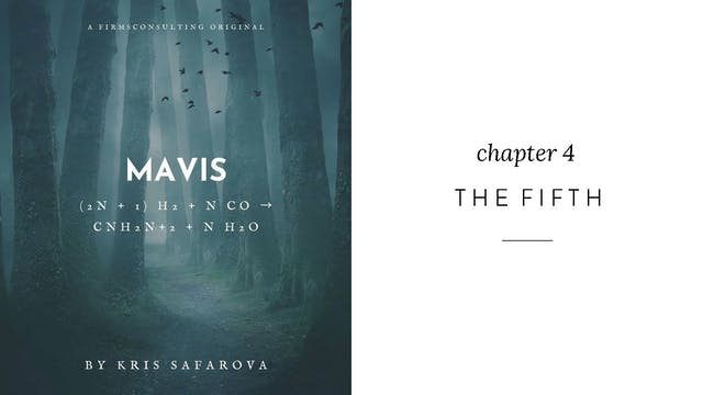 007 Mavis Chapter 4 The Fifth