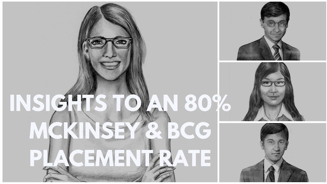 1 TCO How we achieved an 80% placement rate for McKinsey & BCG