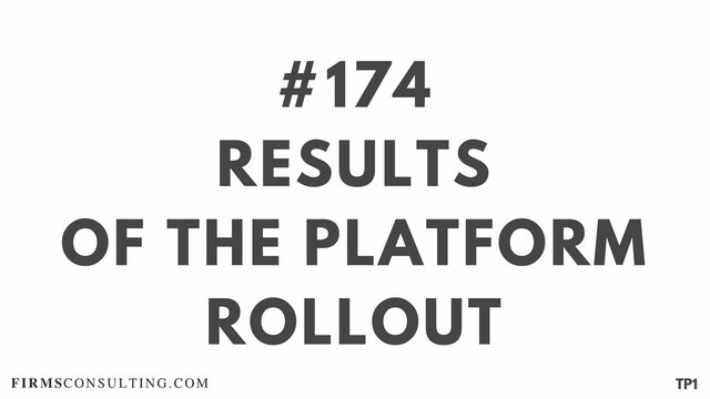 174 113.30 TP1 Results of the platfor...