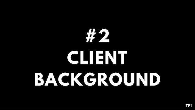 2 TP1 Client background