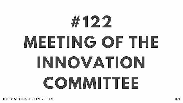 122 105 TP1 Big Meeting of the Innova...