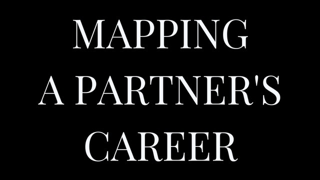 26 RP 16 R1 Mapping a Partner's Career