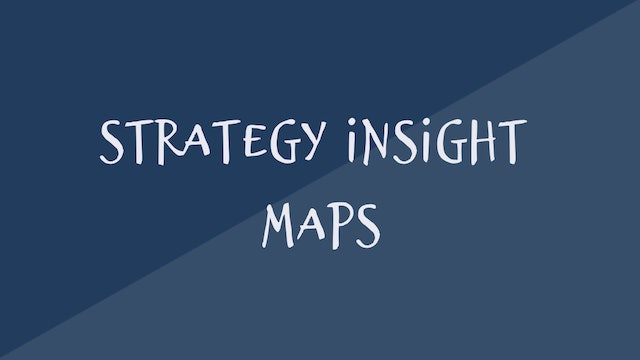 81 FSS How to convert insights into Strategy Maps