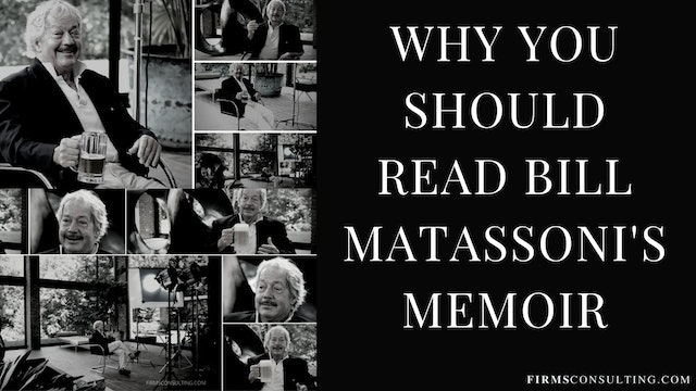 76 FSS Why you should read Bill Matassoni's memoir