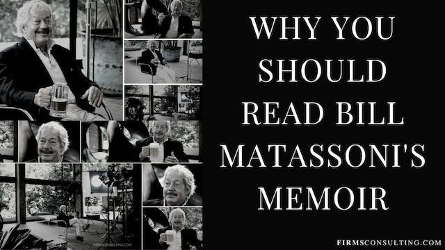 76 FSS Why you should read Bill Matas...