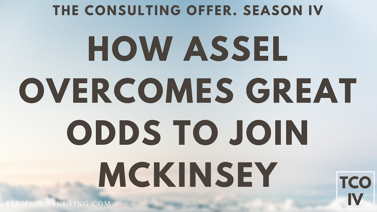 TCO IV Assel Joins McKinsey
