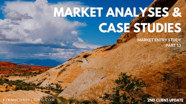 US P13 Market Analyses & Case Studies