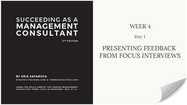 027 SAAMC Week 4 - Day 1 Presenting F...