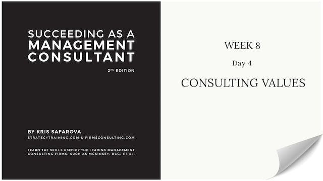 038 SAAMC Week 8 - Day 4 Consulting V...