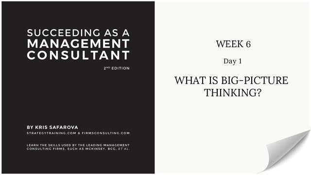 032 SAAMC Week 6 - Day 1 What Is Big-...