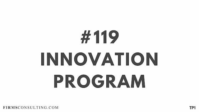 119 102 TP1 Innovation Program