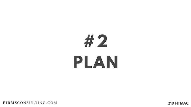2 21D HTMAC Part 2: Plan