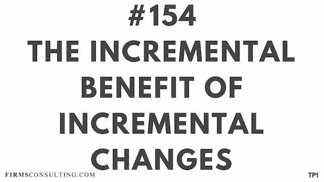 154 113.10 TP1 The incremental benefi...