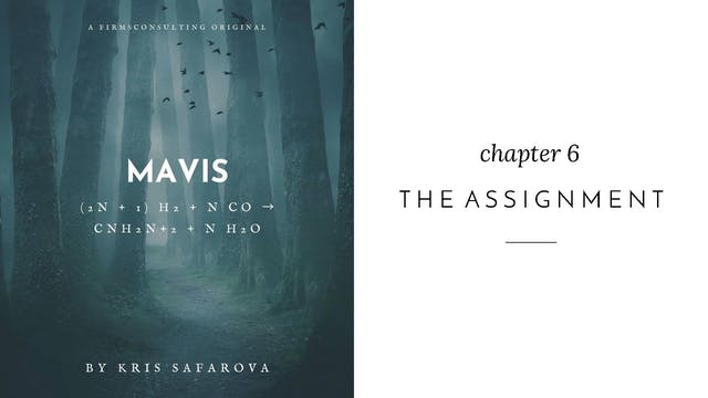 009 Mavis Chapter 6 The Assignment