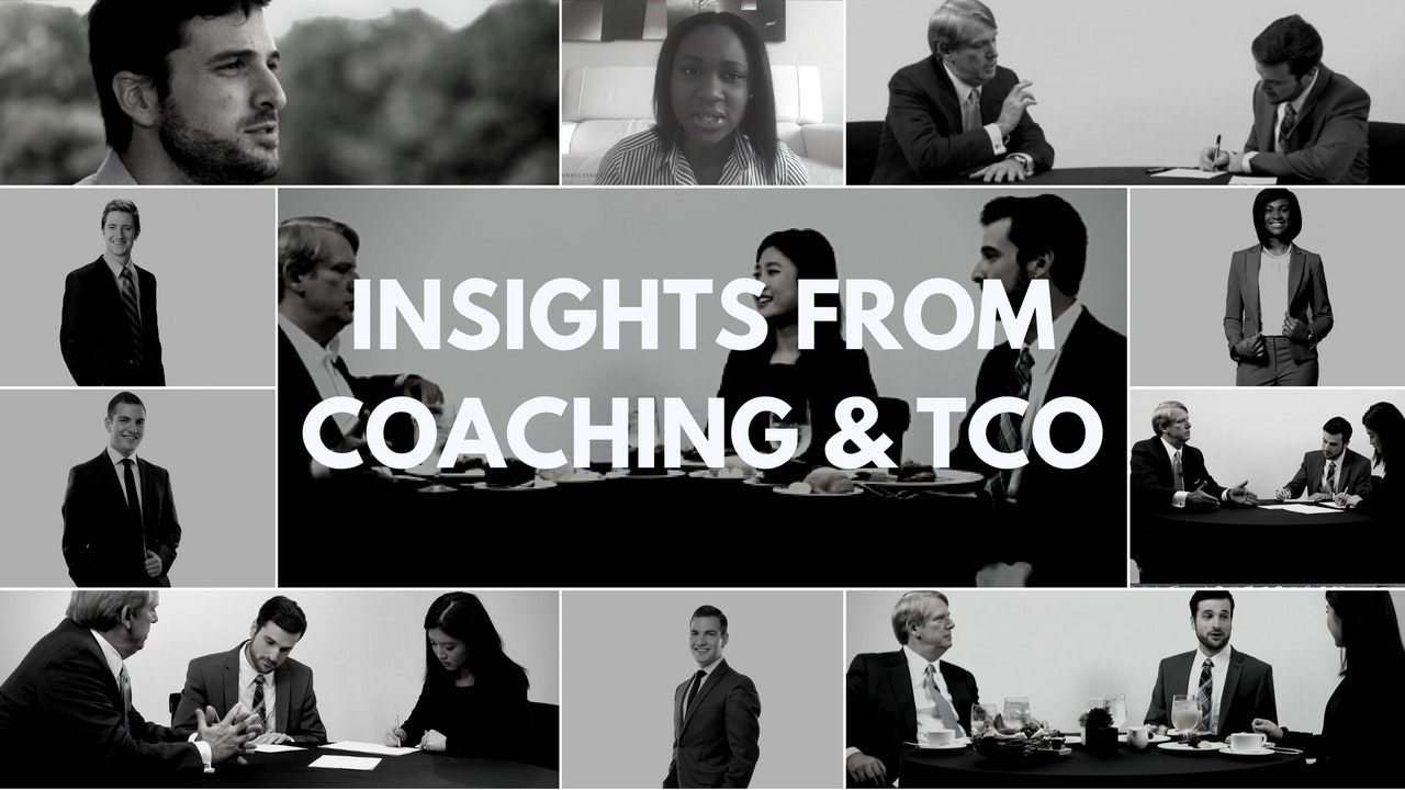 Insights from Coaching & TCO
