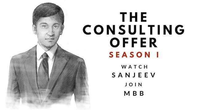 11 Case Coaching Video, Sanjeev Session 11, Complex BCG Market Entry amd Complex Estimation cases