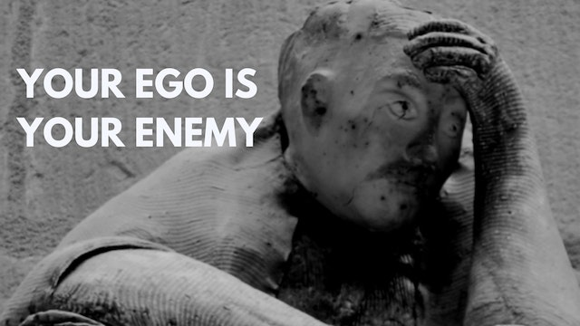 2 TCO Your Ego is Your Enemy