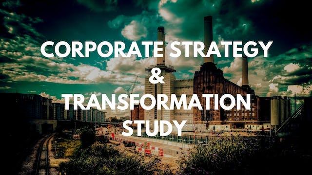 CS&T 5 8 Background to change management