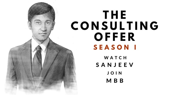 8 The Consulting Offer, Season I, San...