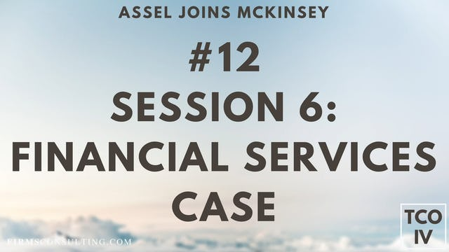 12 TCOIV ML S6 Financial Services