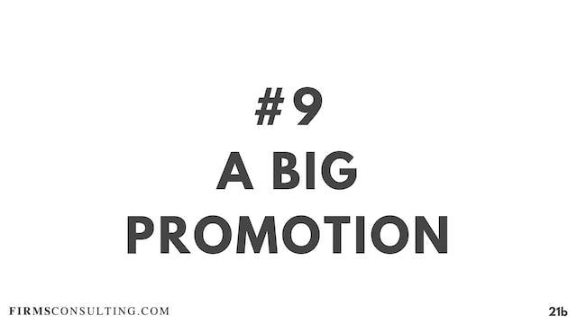 9 21D RC A big promotion